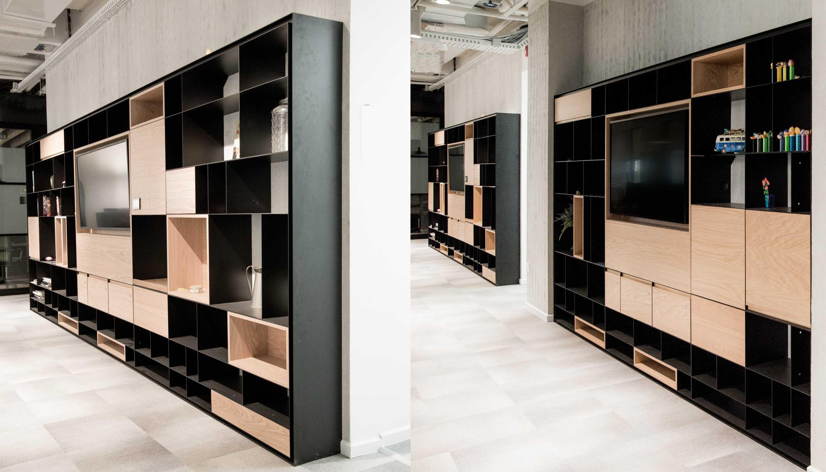 microsoft office metal library black