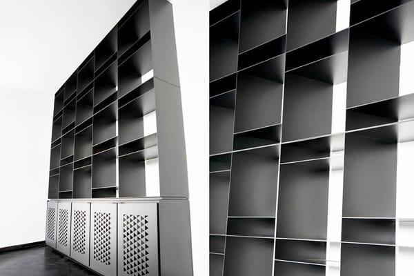 ספרית מתכת דקיקה רק פחים